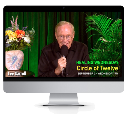 kryon circle of twelve healing wednesday