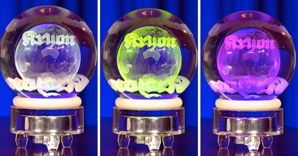Kryon Tachyon Sphere