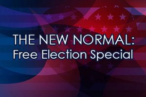 the new normal - free election special with kryon, adironnda and alcazar