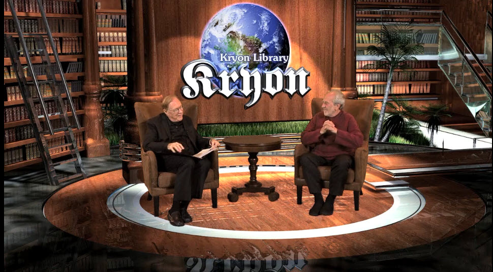 beginnings show bruce lipton lee carroll interview on live tv
