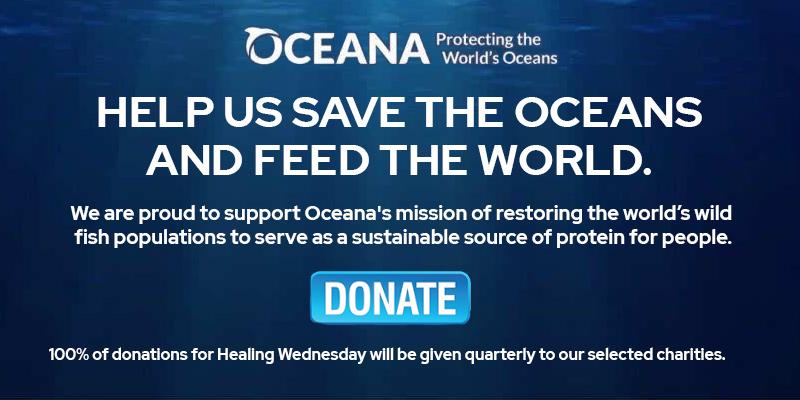 oceana 2nd quarter charity