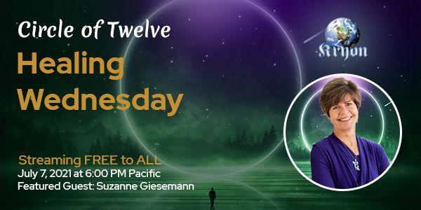 suzanne giesemann healing wednesday kryon circle of twelve